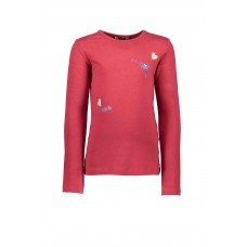 Nono Shirt Warm Red N908-5404